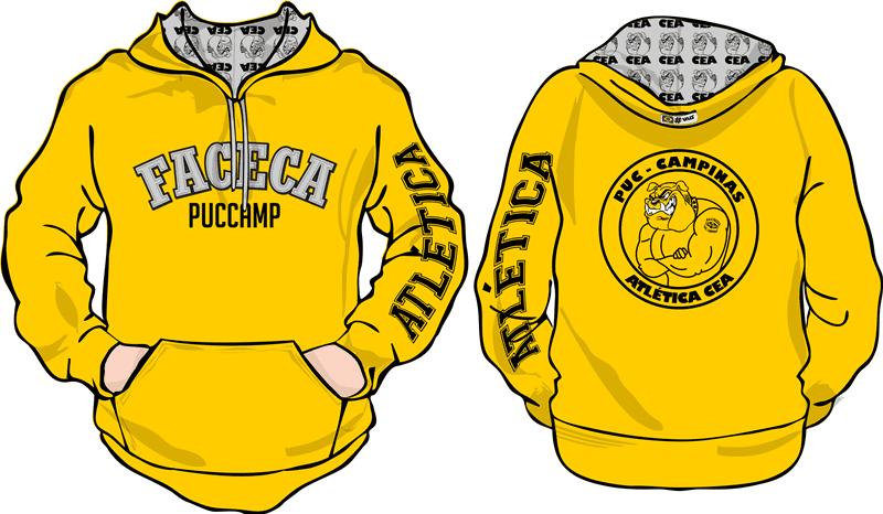 Atlética FACECA 2014 3 - Moda personalizada universitária  1f34a2001cc78