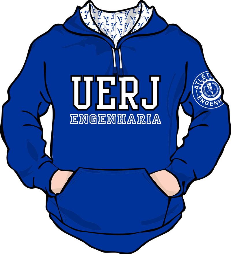 Atlética UERJ 2014 2 - Moda personalizada universitária  5b555a9ee80d1